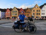 Hafenviertel Bryggen in Bergen