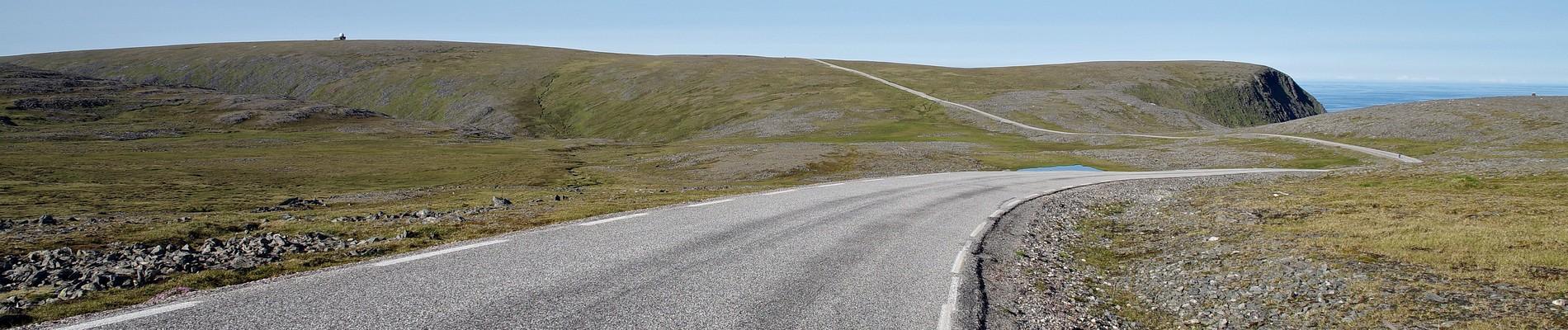 Ankunft am Nordkap